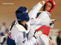 #Taekwondo: bandae dolyo chagy - 3 points