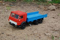 USSR vintage car truck 1980's toy car collection by semivint