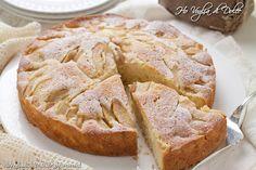 Torta di Pere soffice (con zenzero) Link ricetta ---> http://blog.giallozafferano.it/hovogliadidolce/torta-di-pere-soffice-ricetta/