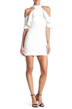 Frilly Sheath Dress by Do + Be on @HauteLook