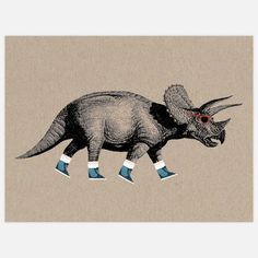 Triceratops 24x16 now featured on Fab.