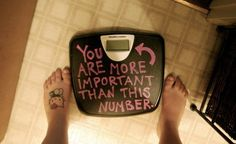 You are more important.....