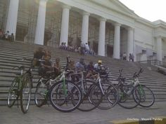 Heritage Cycling Tour of South Mumbai