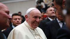 [VIDEO] Este es el chiste de argentinos que contó el Papa Francisco a Televisa