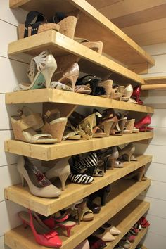 Shoe Rack - Rustic Retreat XL by Backcountry Containers