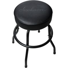 Jackson Black Barstool 24in