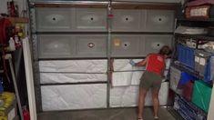 Elegant Garage Door Insulation Blanket Kit For Residential Needs   House Design