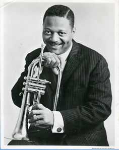 Clark Terry probably the first jazz master of flugelhorn (or 2nd, after Art Farmer)