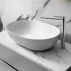 Bauhaus Avillas 600mm Countertop Basin. The Showroom