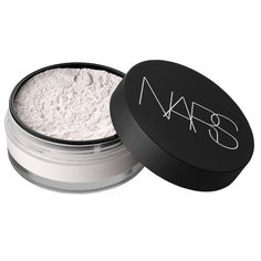 Shop Light Reflecting Loose Setting Powder by Nars at MECCA. A light-reflecting loose powder that reduces the look of shine and seamlessly sets foundation. Nars Cosmetics, Benefit Cosmetics, Setting Powder, Sephora, Concealer, Translucent Powder, Luminous Powder, Mineral Powder, Loose Powder