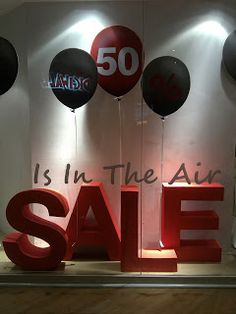 sale is in the air, pinned by Ton van der Veer