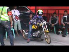 PERFORMANCE Team TUAN PENJAHAT - Drag Bike Racing Videos