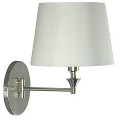 Found it at Wayfair - Martina Swing Arm Wall Lamp with Finish Option