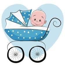 Carriola De Bebe Animada Buscar Con Google Bebe Clipart Arte Infantil Caricatura De Bebe
