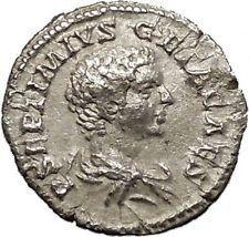 Geta as Roman Caesar Denarius 198AD Silver Ancient Roman Coin i53152 https://trustedmedievalcoins.wordpress.com/2016/01/14/geta-as-roman-caesar-denarius-198ad-silver-ancient-roman-coin-i53152-2/