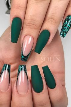 Red Acrylic Nails, Simple Acrylic Nails, Gel Nails, Acrylic Nail Designs, Cnd Shellac, Matte Nails, Stiletto Nails, Stylish Nails, Trendy Nails