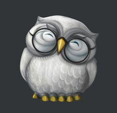 Owl uh uh by renatoklieger on DeviantArt