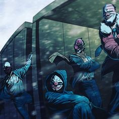 Starbreeze Tease Possible Payday 2 VR News or Beta Release  Something is going to happen this Sunday. http://crwd.fr/2h91is7 . . . . . . #gaming #game #videogames #gamer #games #vr #fun #ps4 #virtualreality