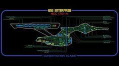 「blueprints startrek」の画像検索結果