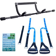 Ultimate Body Press Doorway Pull Up bar Bodyweight Resistance Trainer ** Visit the image link more details. (This is an affiliate link) Home Gym Exercises, Floor Workouts, Fun Workouts, Home Gym Equipment, No Equipment Workout, Best Pull Up Bar, Total Gym, Strength Training Equipment
