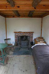 Writer's home - Henry David Thoreau - Walden Pond