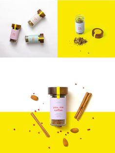 Mild but Spicy – branding and packaging on Behance