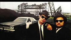 Dan Aykroyd is developing a Blues Brothers animated series. What do you think? Are you a fan of The Blues Brothers? Blues Brothers 1980, Brothers Movie, Coen Brothers, Film Musical, John Landis, Jackson, Neue Outfits, My Kind Of Town, Blues Music