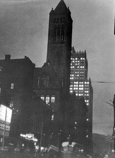 Grant Street and the Allegheny County Courthouse