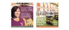 #Print #AdCampaign created by Deep Fried Advertising + Web Design for the New Orleans Athletic Club - http://deepfriedads.com/portfolio/new-orleans-athletic-club/