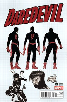 Vault 35 DAREDEVIL #18 Man Without Fear Marvel Comics NM