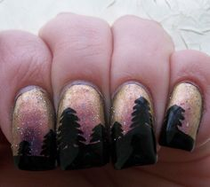 enchanted forest mani