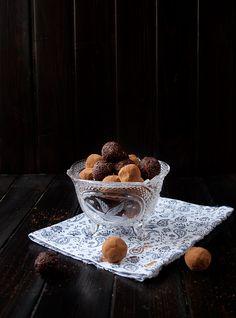 Jaleo en la Cocina: ¡Acabamos con estas trufas de chocolate, naranja y cointreau!
