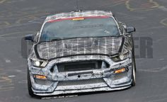 #Ford Parts Website Gives Away Potential 2016 #Mustang GT350 Engine Details