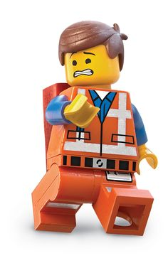 "The Lego Movie - ""GET IT OFF ME! GET IT OFF GET IT OFF GET IT OFF!""  lol when you finally figure out what it is"