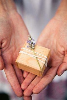 From herb wedding centerpieces to wedding favors, these details are fit for any garden wedding.