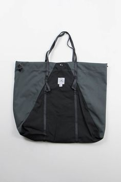 Epperson Mountaineering Raven/Steel Large Camp Tote