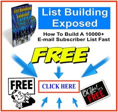 #leadgeneration #listbuilding #list #seo #searchengineoptimization #internetmarketing #onlinemarketing #kevinclarke #free #makemoneyonline #subscriberlist #email #emailsubscriberlist #emailsubscribe