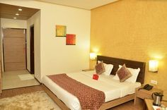 For a delightful stay book OYO 723 Hotel Ivory Retreat at Stay Cool, Best Location, Bed, Room, Hotels, Furniture, Awesome, Home Decor, Travel