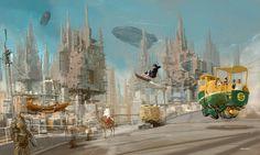 Quilino city 3025!! - (photoshop)