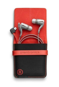Plantronics BackBeat Go 2 White Wireless Buds + Portable Charger A2DP Headset CA