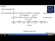 Calculus II: Trigonometric Integrals (Level 5)