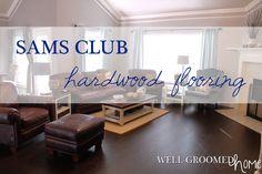 Select Surfaces Canyon Oak Sams Club Laminate Flooring The Doublestory Pinterest Sam