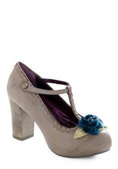 Cute, Vintage High Heels & Pumps | ModCloth ($50-100) - Svpply