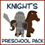 Kids preschool packs - FREE downloadable resources in a huge array of themes... FANTASTIC!