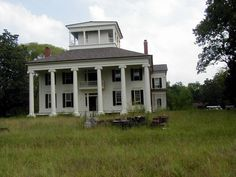 Abandoned Plantation Homes for Sale