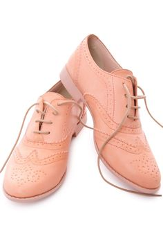 I actually need these....Pamper Oxfords | Dolls Kill