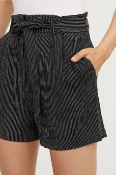 7050a3b197 34 Best Paper Bag Shorts images in 2019 | Fashion clothes, Spring ...