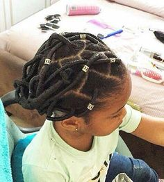 Love this natural hair # natural styles for short hair by Natural Hairstyles For Kids, Teen Hairstyles, Little Girl Hairstyles, African Hairstyles, Kids Hairstyle, Braided Hairstyles, Black Hairstyle, Creative Hairstyles, Latest Hairstyles