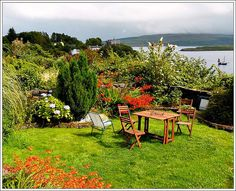 Landscapes of Scotland- Tobermory on Mull Isle
