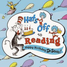 Genealogical Gems: On This Day: Dr. Seuss Reads Across America http://genealogybyjeanne.blogspot.com/2015/03/on-this-day-dr-seuss-reads-across.html?spref=tw #OnThisDay #DrSeuss